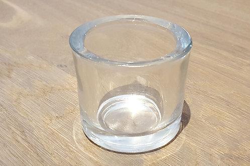 kleiner windlichtglas rechaudglas kerzenglas deko glas kaufen schweiz günstig online