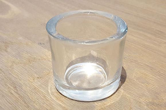 Kerzenglas klein