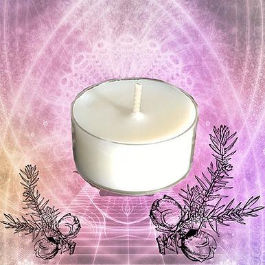 Bio Duft-Teelichter Energy Spirit