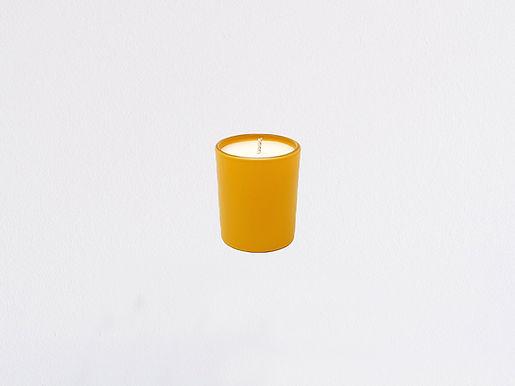 Colors Mini Gelb Bio Kerze
