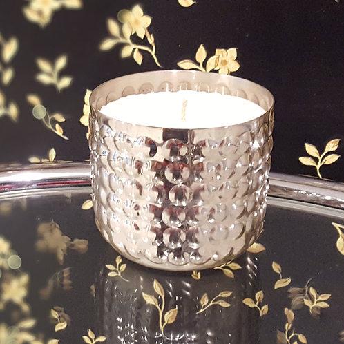 Metallum Silber Perlen - Bio Kerze kaufen schweiz kerzen ökologisch russfrei