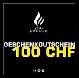 100 CHF Geschenkgutschein