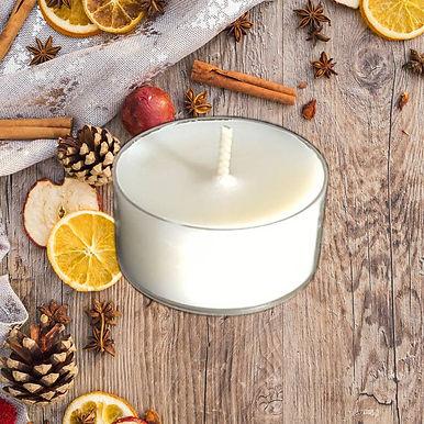 Bio Duft-Teelichter Duftende Weihnachten