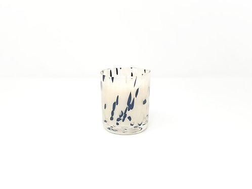 Zebra Biokerze by ARTISAN Collection muster kerze kaufen in der schweiz handgemacht dekoration schadstofffrei paraffinfrei