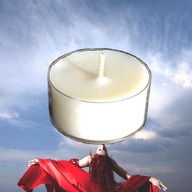 Bio Duft-Teelichter Aphrodisiac