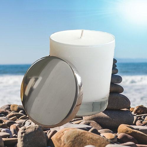 Frieden - Aromatherapie Bio Duftkerze