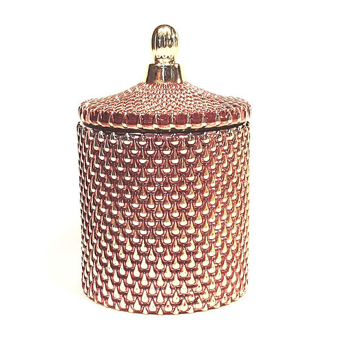 Memphis Rose Bio Kerze by EQUINOX rosa gold kerzen kaufen schweiz luxus hochwertig