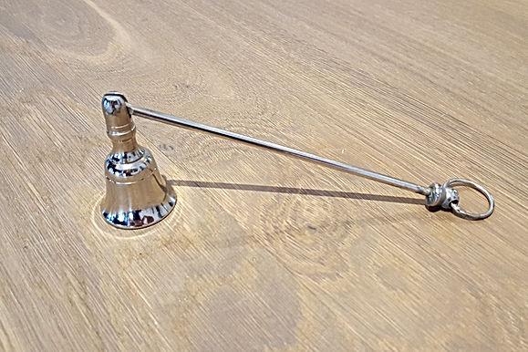 Kerzenlöscher Mini aus Nickel