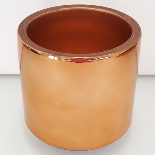 #13 Candle by ARTISAN Bio Luxury Kerze rosa rosagold gold glänzig keramik kaufen speziell