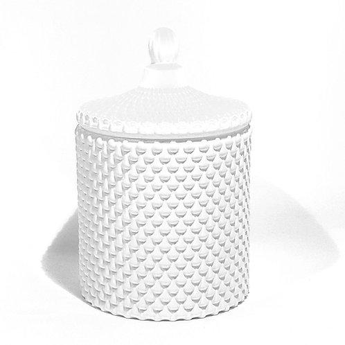 Arktika Bio Kerze by EQUINOX Luxus Swissmade weiss white blanc bougie