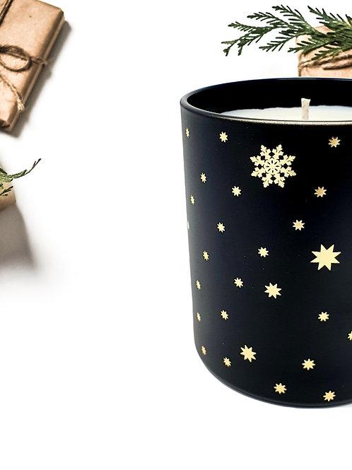 Colors Noel Noir Bio Weihnachtsduftkerze kaufen schweiz weihnachten winterkerze rapswachs handmade ökologisch