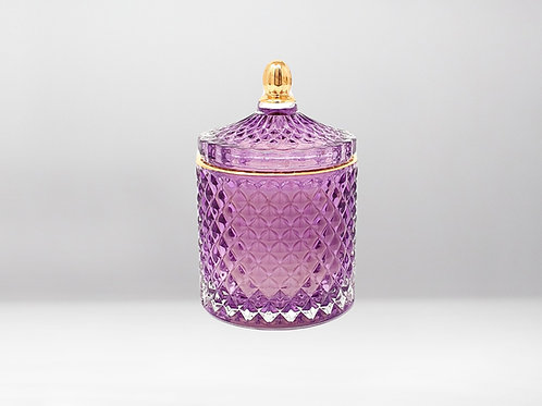 Royal Violett Bio Duftkerze bio kerze schweiz