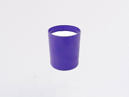 Colors Lila Bio Duftkerze kerze kaufen schweiz rapswachs geschenkkerze