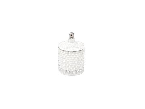 Royal Blanc Silver Bio Kerze weisse elegante kerze kaufen schweiz bern luzern zürich chur