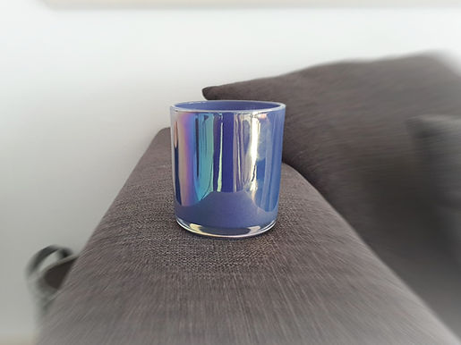 Grande Blu Biokerze by ARTISAN Collection