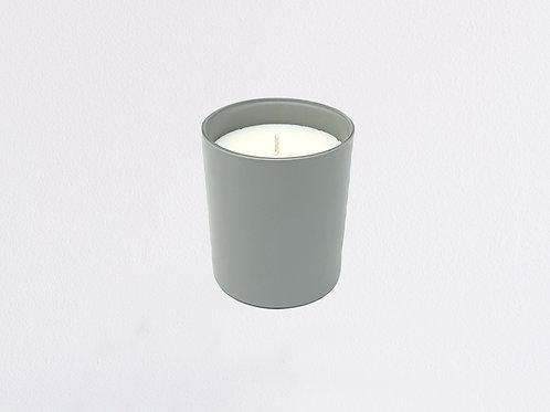 Colors Grau Bio Duftkerze glaskerze kaufen schweiz rapswachs dekoration interior