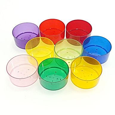Teelichthüllen kaufen - diverse Farben