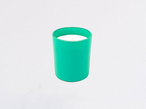 Colors Turquoise Bio Duftkerze grüne blaue kerze kaufen schweiz ätherische öle