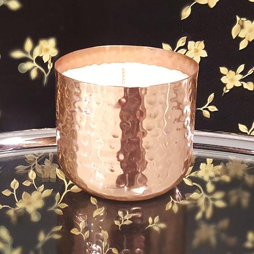 Metallum Kupfer Noppen - Bio Kerze kaufen kerzen schweiz ökologisch vegan