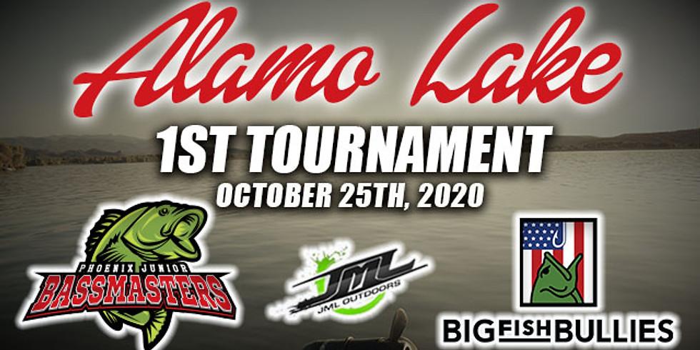 Alamo Lake 1st Tournament of the Season
