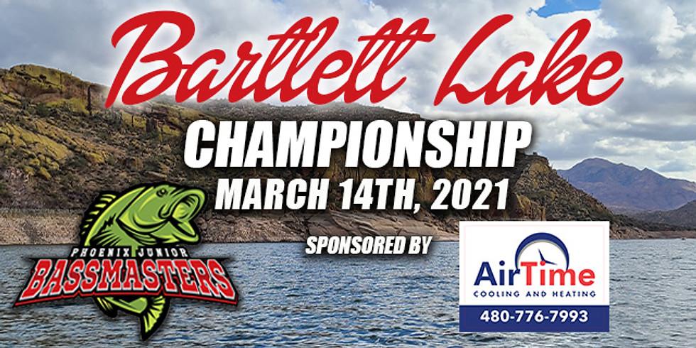 Bartlett Lake Championship