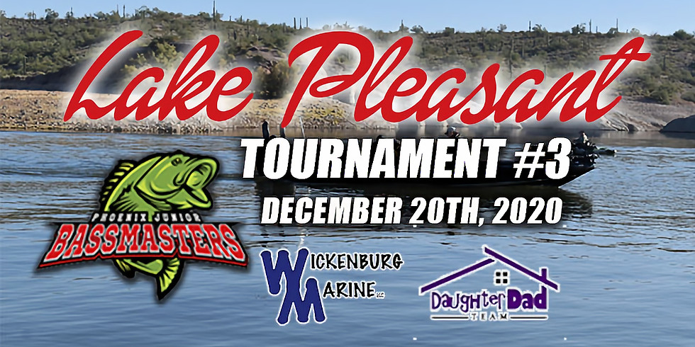 Lake Pleasant Tournament #3