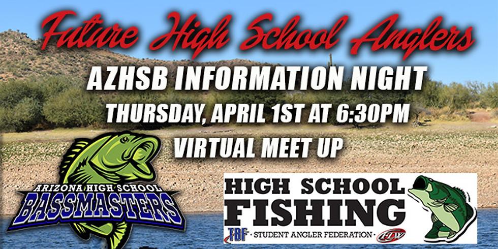 Future High School Angler Night