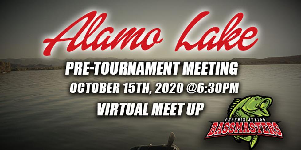 Alamo Lake Pre-Tournament Meeting