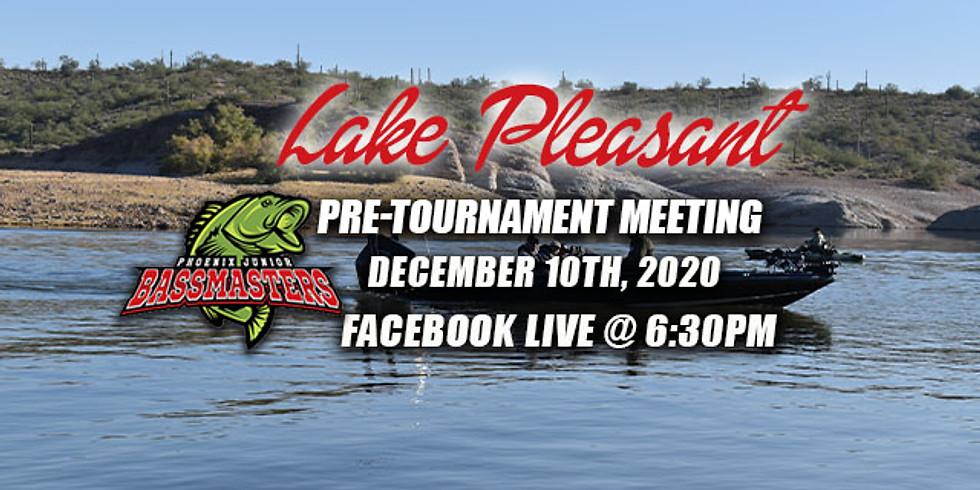 Lake Pleasant Pre-Tournament Meeting (1)