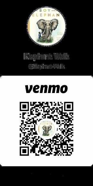 Elephant Walk Children's Book-Buy Now!