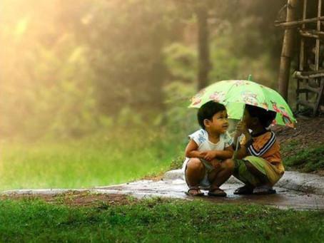Caridade material e caridade moral