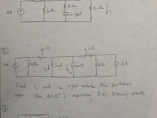 DC Steady State Analysis