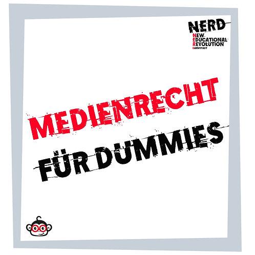 Medienrecht für Dummies