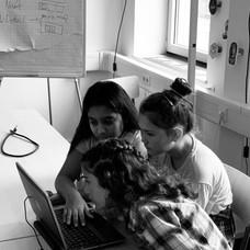 Filmprojekt - unser Leben im Web