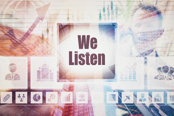 Deliver Better Results: Listen!