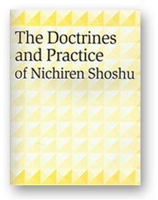 The Doctrines and Practice of Nichiren Shoshu