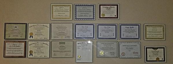 Julia Certifications