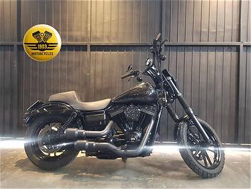 Harley-Davidson-Dyna-Super-Glide