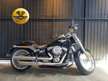 Harley Davidson - Fat Boy 107