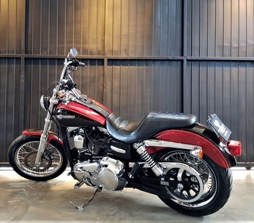 Harley-Davidson-Dyna-Super-Glide-km-13054-cod-f3c13