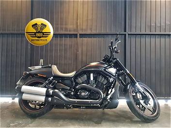 Harley-Davidson-Vrod-Night-Road