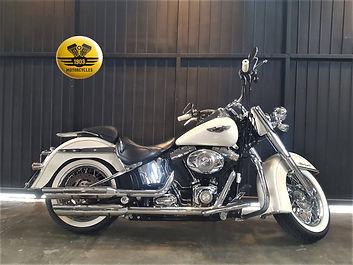 Harley-Davidson-Softail- Deluxe