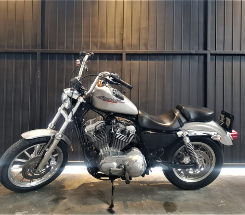 Harley-Davidson- Sportster-883-km-17216-cod-a5393