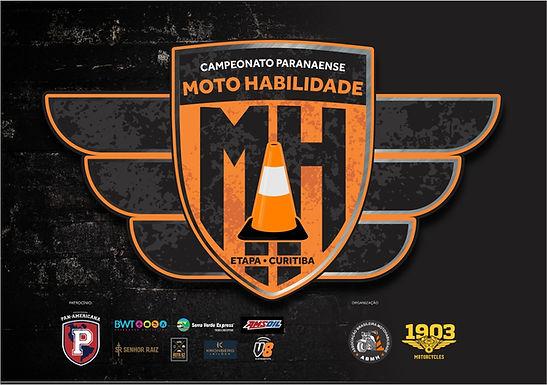 CAMPEONATO PARANAENSE DE MOTO HABILIDADE - ETAPA CURITIBA - ABMH