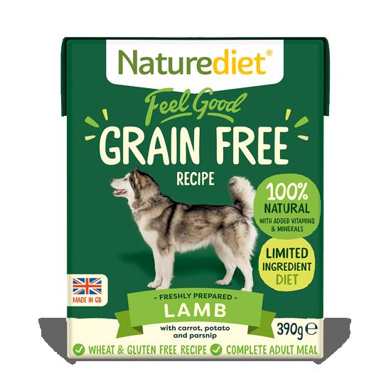 Naturediet Grain free lamb