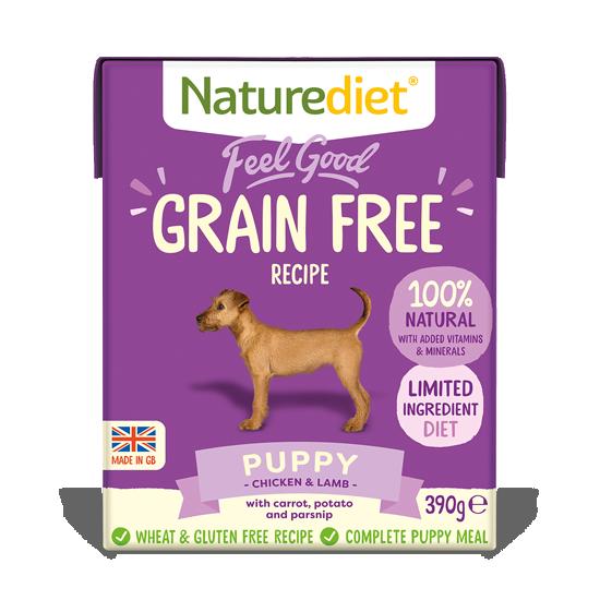 Naturediet Grain free puppy