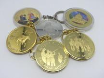 Customised Metal Keyrings