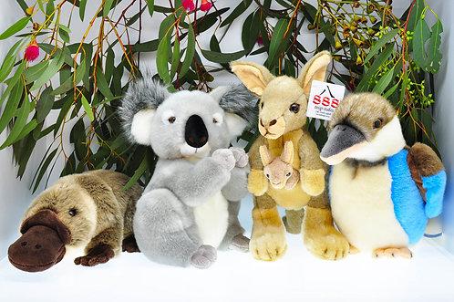 Australiana Plush Toys