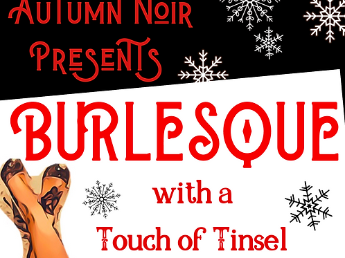 Touch of Tinsel Ticket
