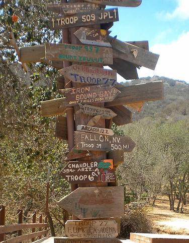 boy scouts tempe arizona-Camp Cherry Valley